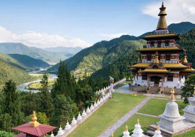 Blended Bhutan Tour: 6N-7D