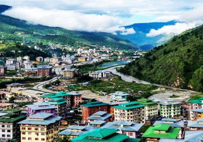 Un touch beauty of Bhutan: 11N-12D